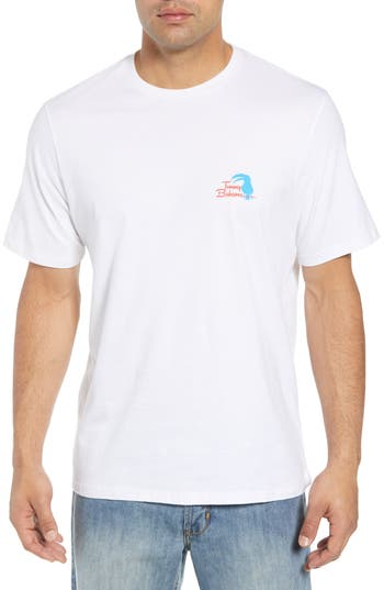 Tommy Bahama Let the Birds Do the Tweeting T-Shirt