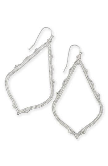 Kendra Scott Sophee Textured Drop Earrings