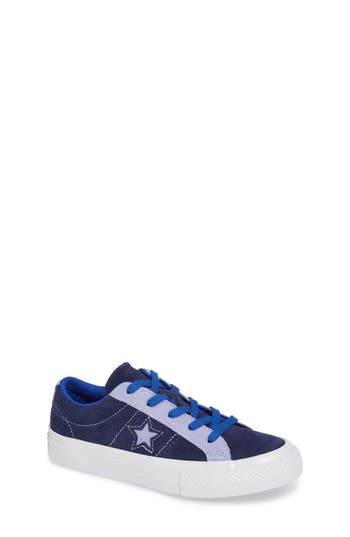 Boys Converse One Star Carnival Low Top Sneaker