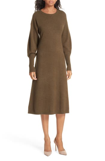 Nordstrom Signature Cashmere Blend Sweater Dress