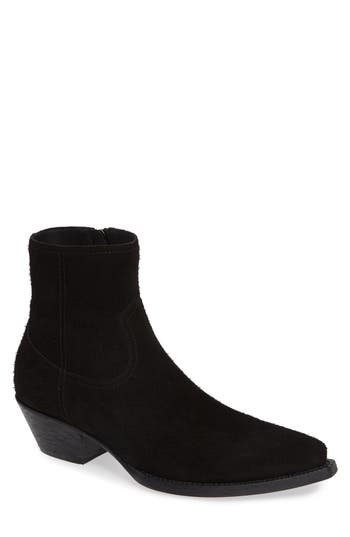 Saint Laurent Lukas Zip Boot