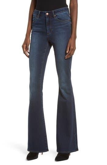 Leith High Waist Flare Jeans