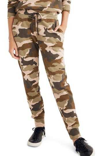 Cottontail Camo Sweatpants