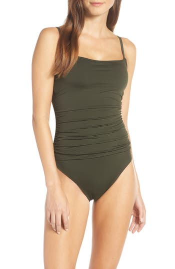 La Blanca 'Island Goddess' One-Piece Swimsuit