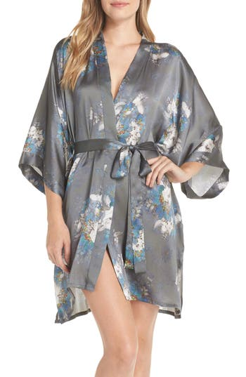 Samantha Chang Silk Robe