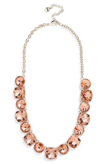BaubleBar x Micaela Erlanger Roman Holiday Statement Necklace