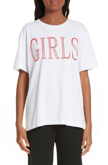 Ashley Williams Girls Graphic Tee