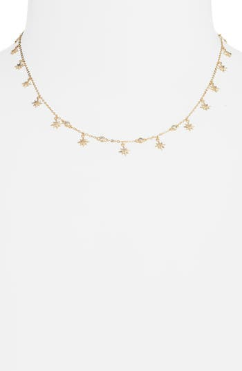 Nordstrom Shaky North Star Necklace