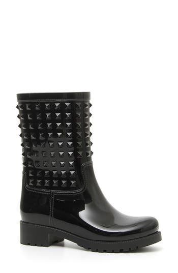 VALENTINO GARAVANI Rockstud Rain Boot