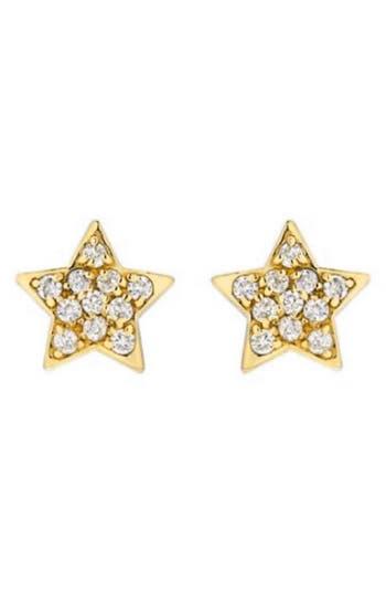 Mini Mini Jewels Diamond Icon Star Cluster Earring