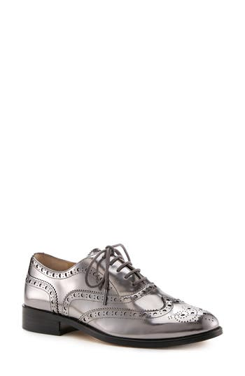 Botkier Calista Metallic Wingtip Oxford (Women)