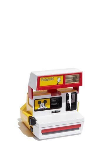Polaroid Originals Mickey Refurbished Vintage 600 Camera