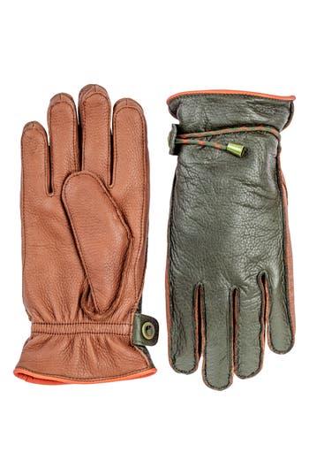 Hestra 'Granvik' Leather Gloves