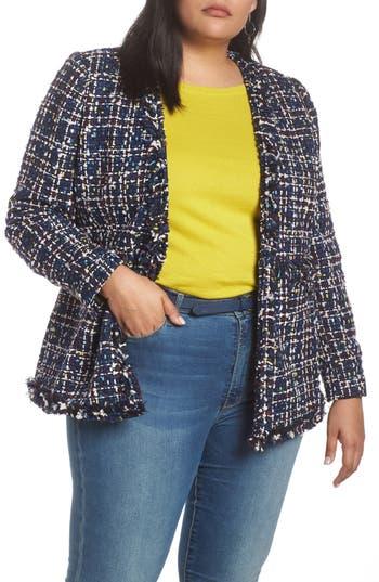 Halogen® Tweed Jacket