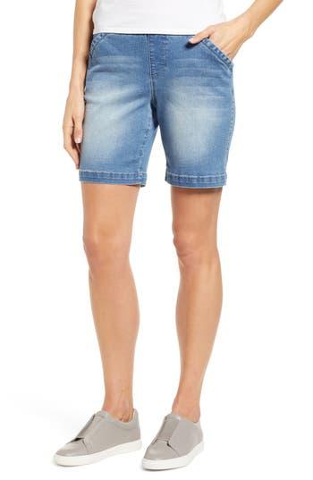 Jag Jeans Gracie Stretch Denim Shorts