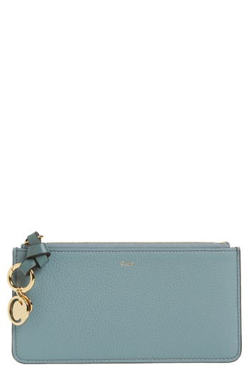 Chloé Zip Wallet Pouch