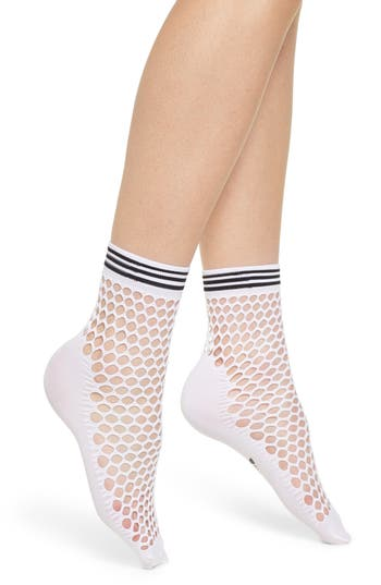 adidas Originals Fishnet II Ankle Socks