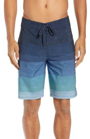 Travis Mathew Seegrid Regular Fit Board Shorts