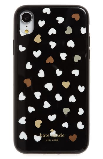 kate spade new york heartbeat iPhone X/Xs/XR & Xs Max case