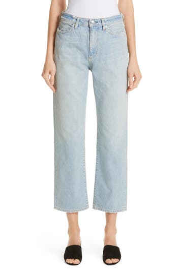 Simon Miller High Waist Crop Jeans