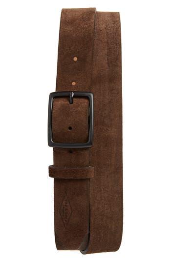 rag & bone Rugged Leather Belt