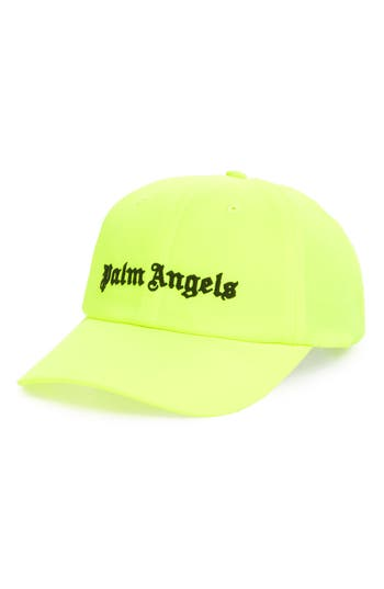 Palm Angels Logo Ball Cap