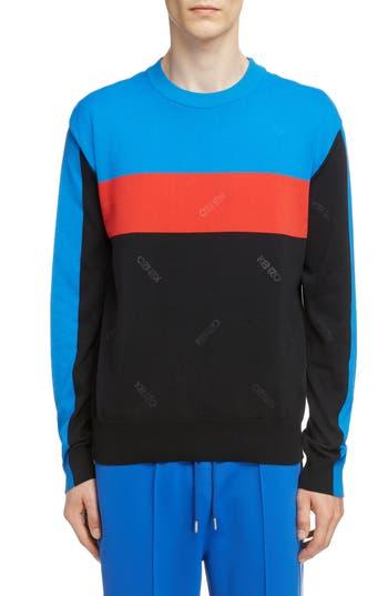 KENZO Colorblock Sweatshirt