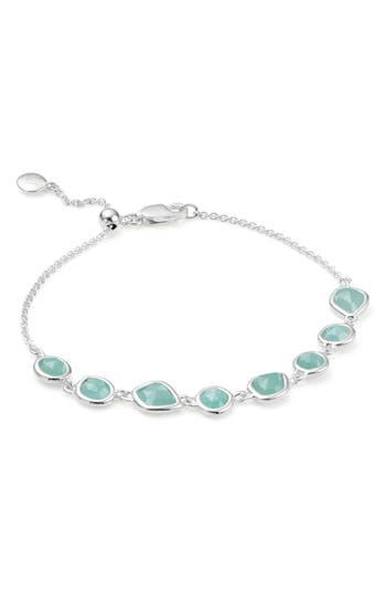 Monica Vinader Siren Mini Nugget Cluster Bracelet