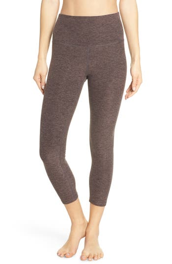 Beyond Yoga Midi High Waist Leggings