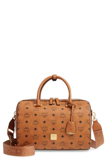 MCM Essential Boston Bag