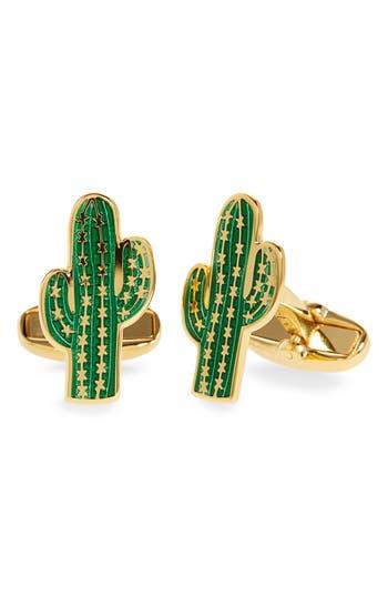 Paul Smith Cactus Cuff Links