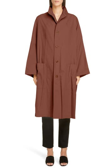Y's by Yohji Yamamoto Wrinkled Coat
