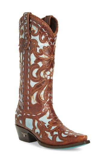 LANE BOOTS Robin Western Boot (Women)