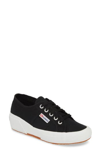 Superga 'Linea' Wedge Sneaker
