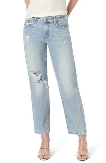 Joe's The Niki Ripped Boyfriend Jeans (Rae)
