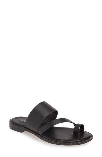 MICHAEL Michael Kors Pratt Slide Sandal (Women)
