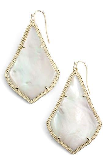 Kendra Scott 'Alexandra' Large Drop Earrings