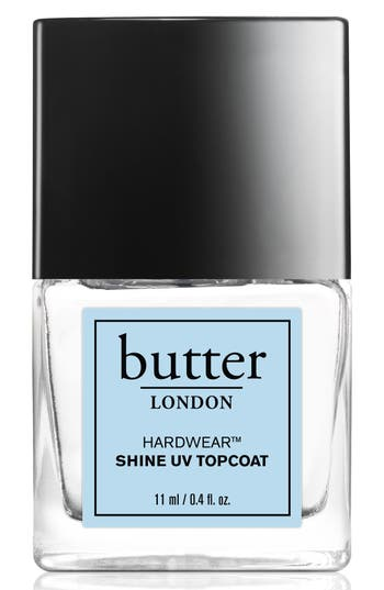Butter London 'Hardwear(TM)' Shine Uv Topcoat -