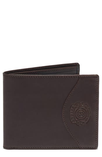 Ghurka Classic Leather Wallet - Brown