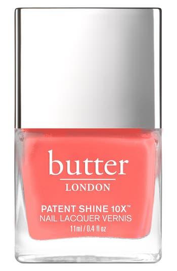 Butter London 'Patent Shine 10X' Nail Lacquer - Trout Pout