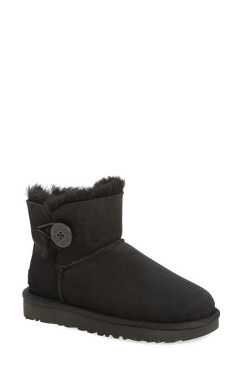 UGG® 'Mini Bailey Button II' Boot