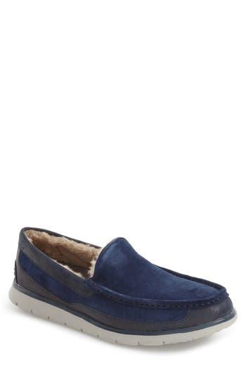 Ugg Fascot Indoor/outdoor Slipper, Blue