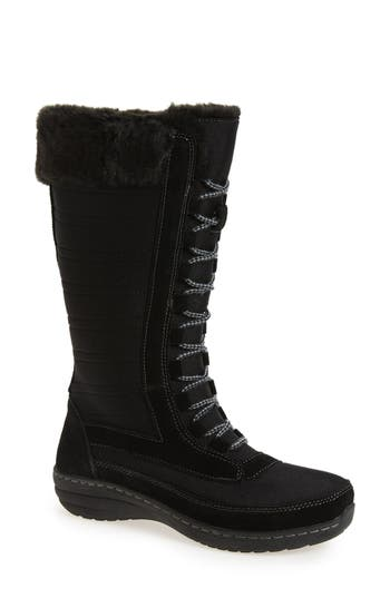 Aetrex Waterproof Lace-Up Boot