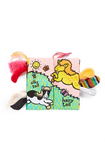 Infant Pony Tails Book
