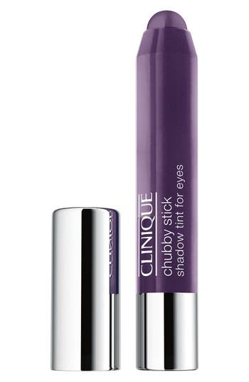 Clinique 'Chubby Stick' Shadow Tint For Eyes - Portly Plum