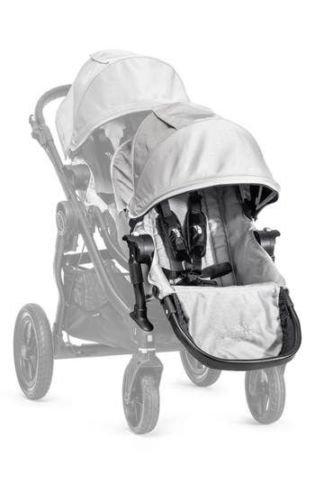 Infant Baby Jogger City Select(TM) Second Stroller Seat Kit Size One Size  Metallic