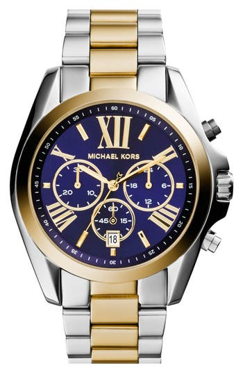 Michael Kors Bradshaw Chronograph Bracelet Watch, 43mm