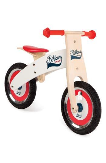 Toddler Janod Bikloon Balance Bike