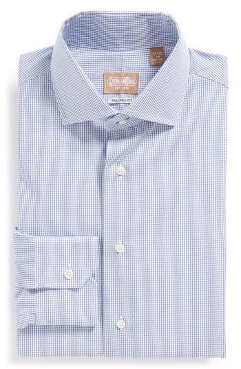 Men's Gitman Tailored Fit Gingham Dress Shirt