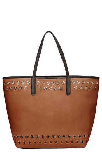 Urban Originals Wonderland Vegan Leather Tote & Shoulder Bag - Beige